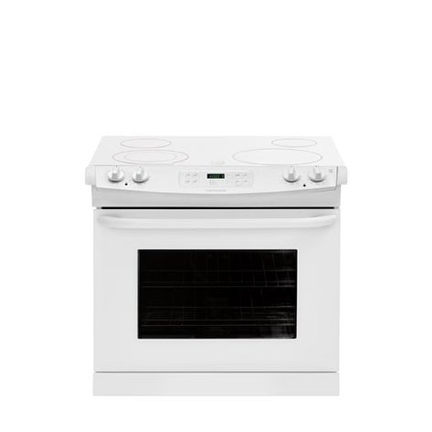 Frigidaire 30'' Drop-In Electric Range (Assembled - White...
