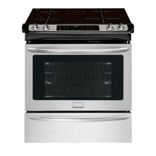 Frigidaire Gallery 30'' Slide-In Induction Range - Stainless Steel