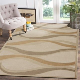 "LR Home Tranquility Temperate Seas Fungi / Moonrock Area Rug ( 3'6"" x 5'6"" ) - 3'6"" x 5'6"""
