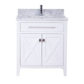 Buy 30 Inch Bathroom Vanities Vanity Cabinets Online At Overstock