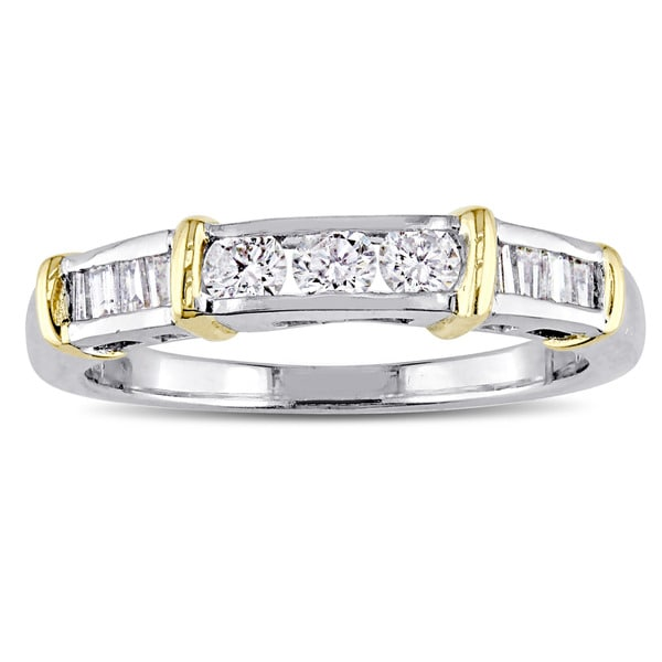 custom marquise new shop two yellow arrivals gold ladies diamond tone ring platinum engagement