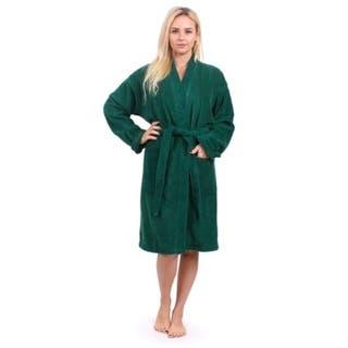 Green Bathrobes  8d6a65947