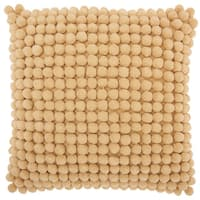 """Mina Victory Pom Collection Throw Pillow by Nourison (20"""" x 20"""")"""