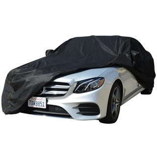 XtremeCoverPro Breathable Car Cover Indoor/Outdoor Protection for most Sedans Coupes Convertiblesr, size up to 200""