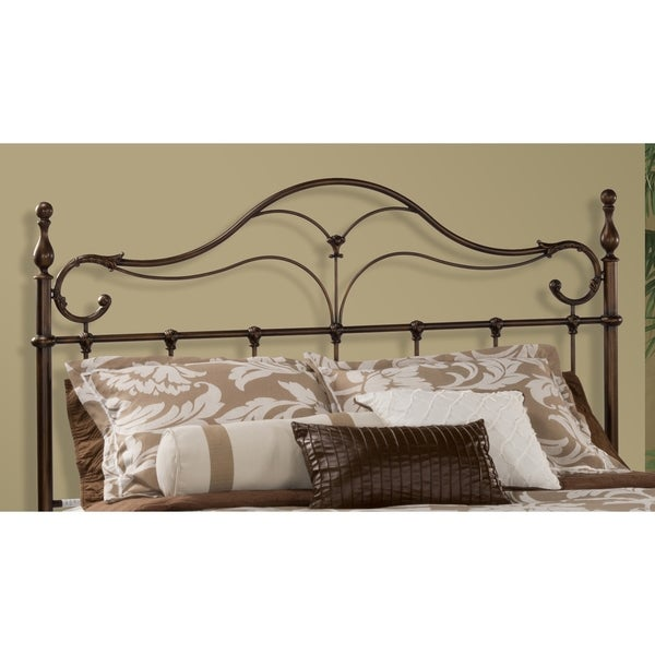 Hillsdale Bennett King Bed Set with Rails