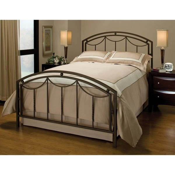 Hillsdale Arlington Queen Bed Set Rails not included