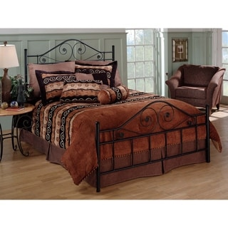 Hillsdale Harrison Full Bed Set with Rails