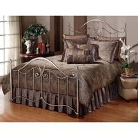 Hillsdale Doheny King Bed Set  Rails not included