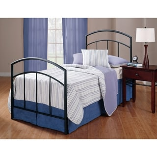 Hillsdale Julien Twin Bed Set with Rails