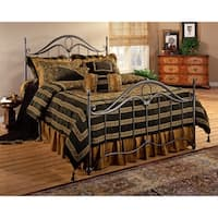 Hillsdale Kendall Full Bed Set  Rails not included