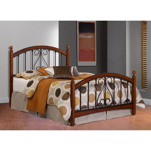 Copper Grove Vyshhorod Full-size Bed Set (Rails Not Included)
