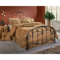 Hillsdale Jacqueline Queen Bed Set  Rails not included