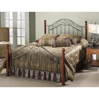 Hillsdale Martino Queen Bed Set Rails not included