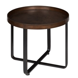 Kate and Laurel Zabel Round End Table