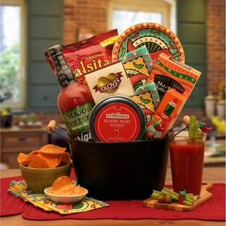 Bloody Mary Mixer Gift Pail
