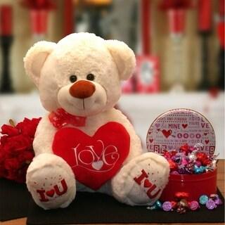 Love and Kisses Valentine Teddy Bear