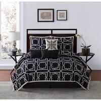 Calais 7 Piece Comforter Set