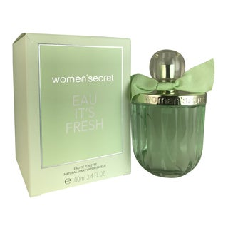 Women Secret Eau It's Fresh Women's 3.4-ounce Eau de Toilette Spray