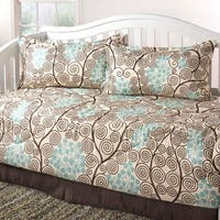 Pippa brown seafoam Daybed Set