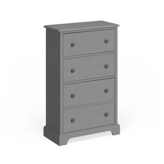 Link to Taylor & Olive Cholla 4-drawer Wood Chest Similar Items in Kids' Dressers