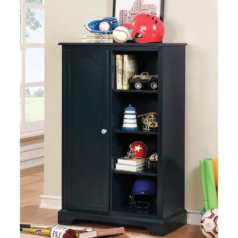 Taylor & Olive Cholla Wood 4-shelf Armoire