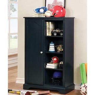 Taylor & Olive Cholla Wood 4-shelf Armoire