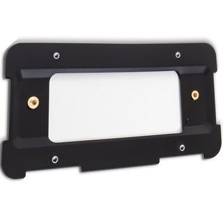 Rear License Plate Mount Bracket for Select BMW's - Replaces 51187160607 & 511882380615 Tag Frame Holder