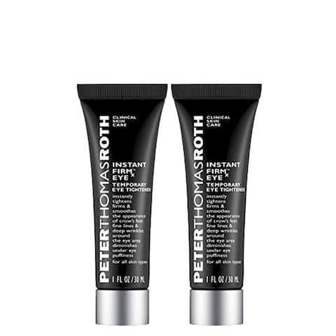 Peter Thomas Roth Instant FirmX Eye 1-ounce Temporary Eye Tightener (Pack of 2)