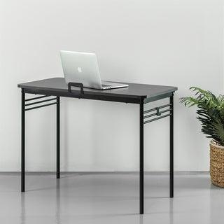 Priage Retro Desk, Espresso