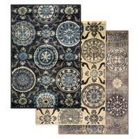 Superior Designer Abner Area Rug Collection (2' X 3')