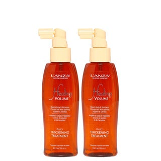 L'ANZA Healing Volume 3.4-ounce Daily Thickening Treatment (Pack of 2)