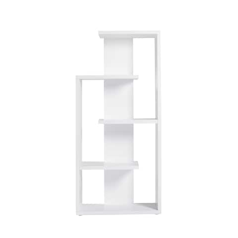 Robbie 32-inch Shelving Unit in White