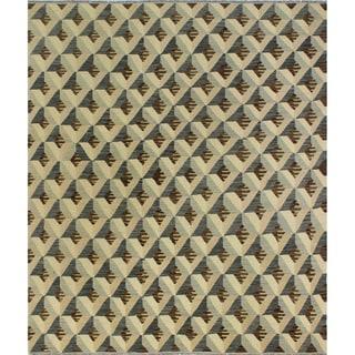 Noori Rug Winchester Kilim Birde Beige/Brown Rug - 8'7 x 9'9