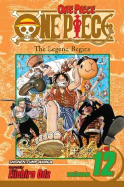 One Piece 12: The Legend Begins (Paperback)