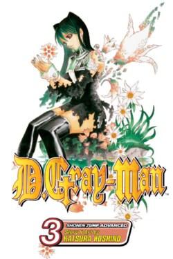 D.Gray-Man 3 (Paperback)