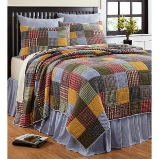 Caftan Reversible 2-piece Quilt Set