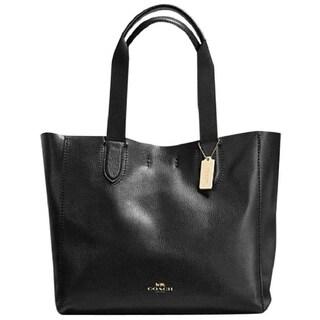 Coach 59818 Large Derby Tote Bag Black