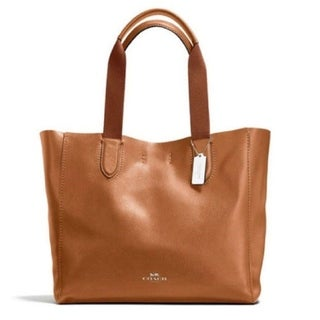 Coach 59818 Large Derby Tote Bag Brown