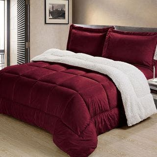 Red Comforter Sets Find Great Fashion Bedding Deals Shopping At