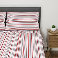 Palm Canyon Aliso Multi Stripe Deep Pocket Sheet Set