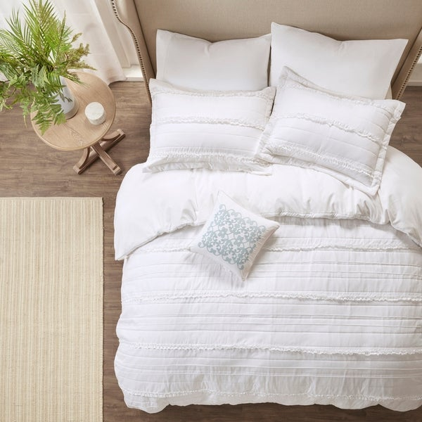 Copper Grove Burwell Duvet Cover and Coverlet Set. Opens flyout.