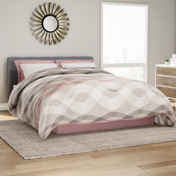 Carson Carrington Tammerfors 8-piece Bed in a Bag