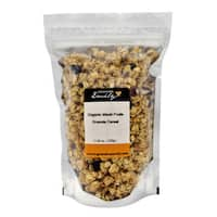 Organic Mixed Fruits Granola Cereal by Grandma Emily. Vegan, Decadent, and can be used as a Tasty Snack/Topping 11.64 oz x 4