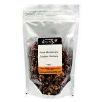 Royal Mochaccino Clusters by Grandma Emily. Premium Royal Mochaccino, Nutritious Hearty Snack Packs 3.53 oz x 1