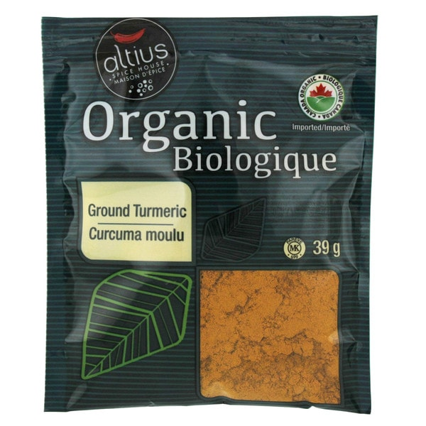 Organic Spice Rack Adorable Shop Altius Organic Ground Turmeric Flavorful Spice Rack Essential