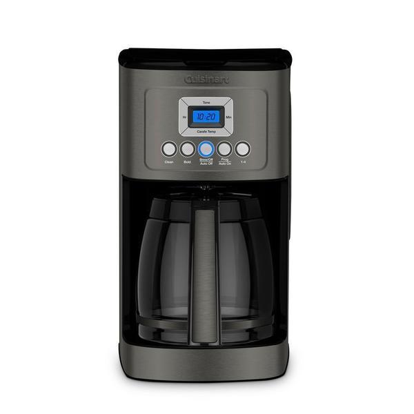Cuisinart DCC-3200BKS Black 14-cup Perfectemp Coffee Maker