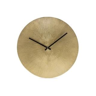 Maximes Ridges Wall Clock - N/A