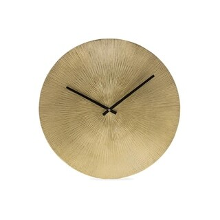 Maximes Ridges Wall Clock