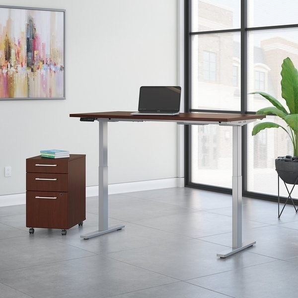 Shop Move 60 Series By 72W Height Adjustable Standing Desk
