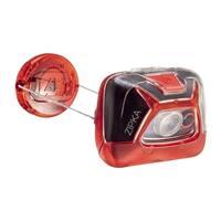 Petzl ZIPKA 200 Lumens Headlamp Red
